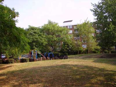 Lambeth High Street Recreational Ground