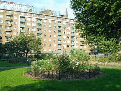 Parks and open spaces in Southwark