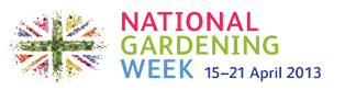 National Gardening Week, 15-21 April, 2013