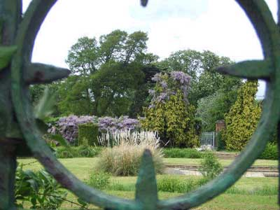 The Walled Garden at Canons Park