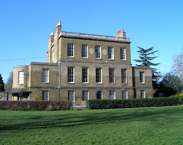 Clissold Mansion (Photo: Clissold Park Users Group)