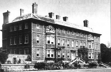 Ham House in the 1960s