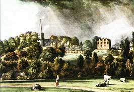 Harrow in 1816