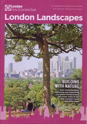 London Landscapes covers